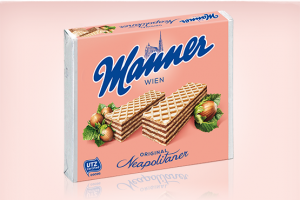 Die original Mannerschnitte © Manner AG