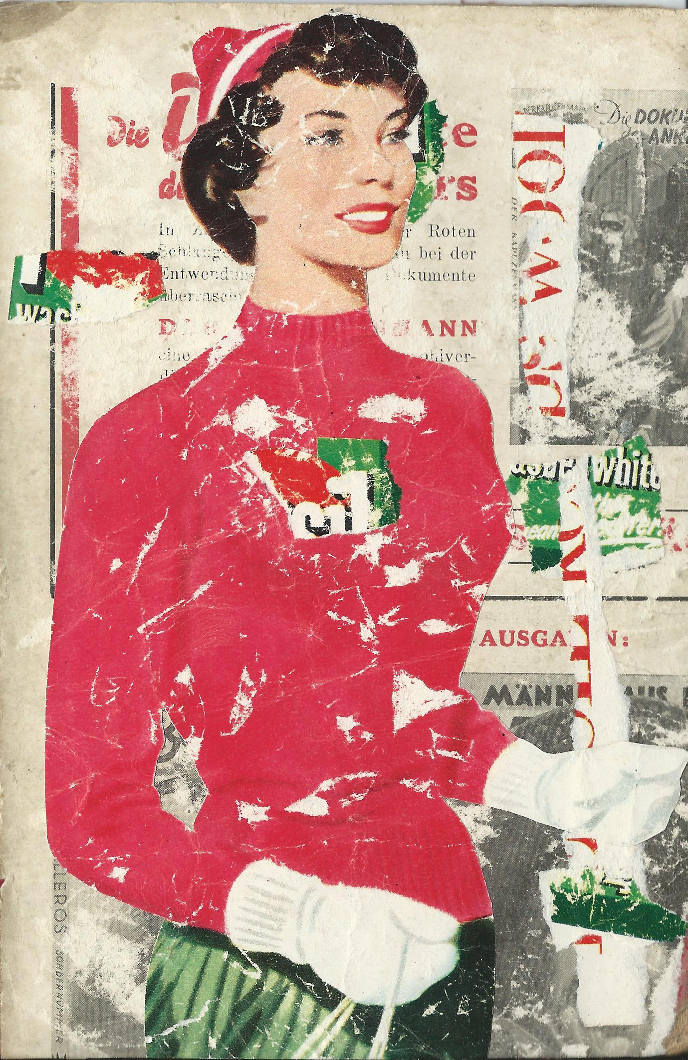 Papiergedanken-Snow-is-falling-collage©Kevin-Brandtner
