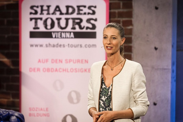 Perrine Schober © SHADES TOURS