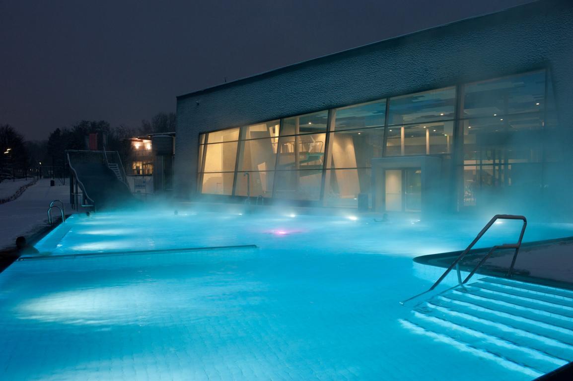 Therme Wien Oberlaa City Spa In Vienna Apartmentat