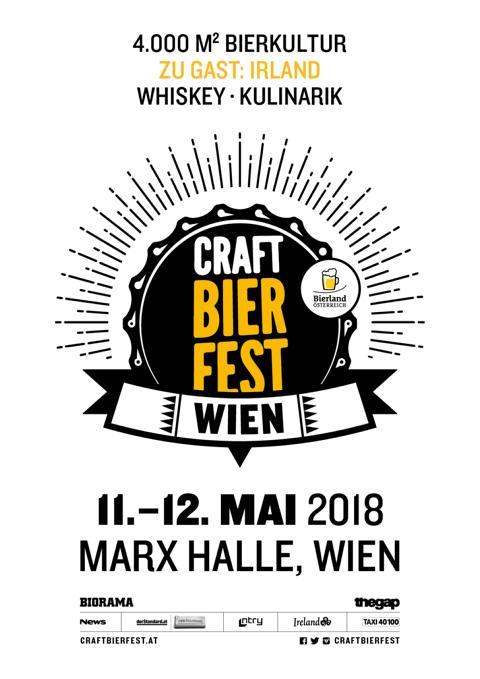 Craft Bier Fest in Wien