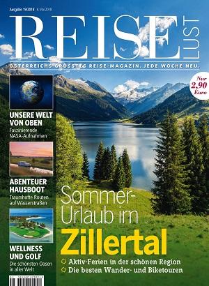 Reiselust - Magazin