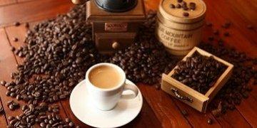 Kaffee-Header